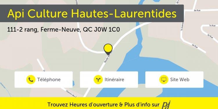 Api Culture Hautes-Laurentides