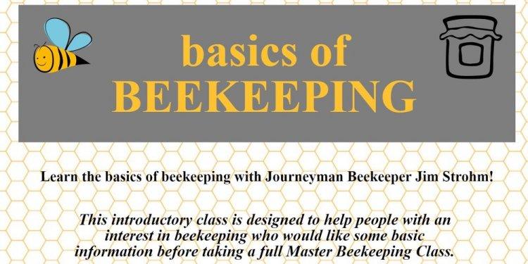 Basics of Beekeeping Tickets