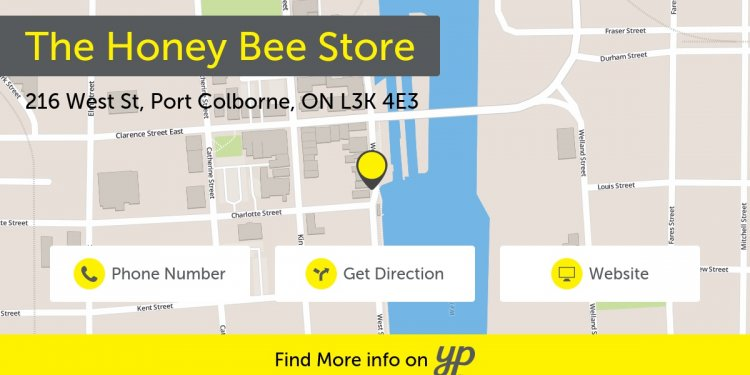 The Honey Bee Store - 216 West