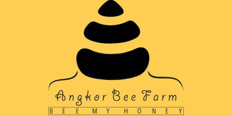 AngkorBeeFarm Namecard Front