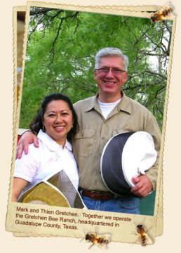 Mark & Thiên Gretchen - Gretchen Bee Ranch